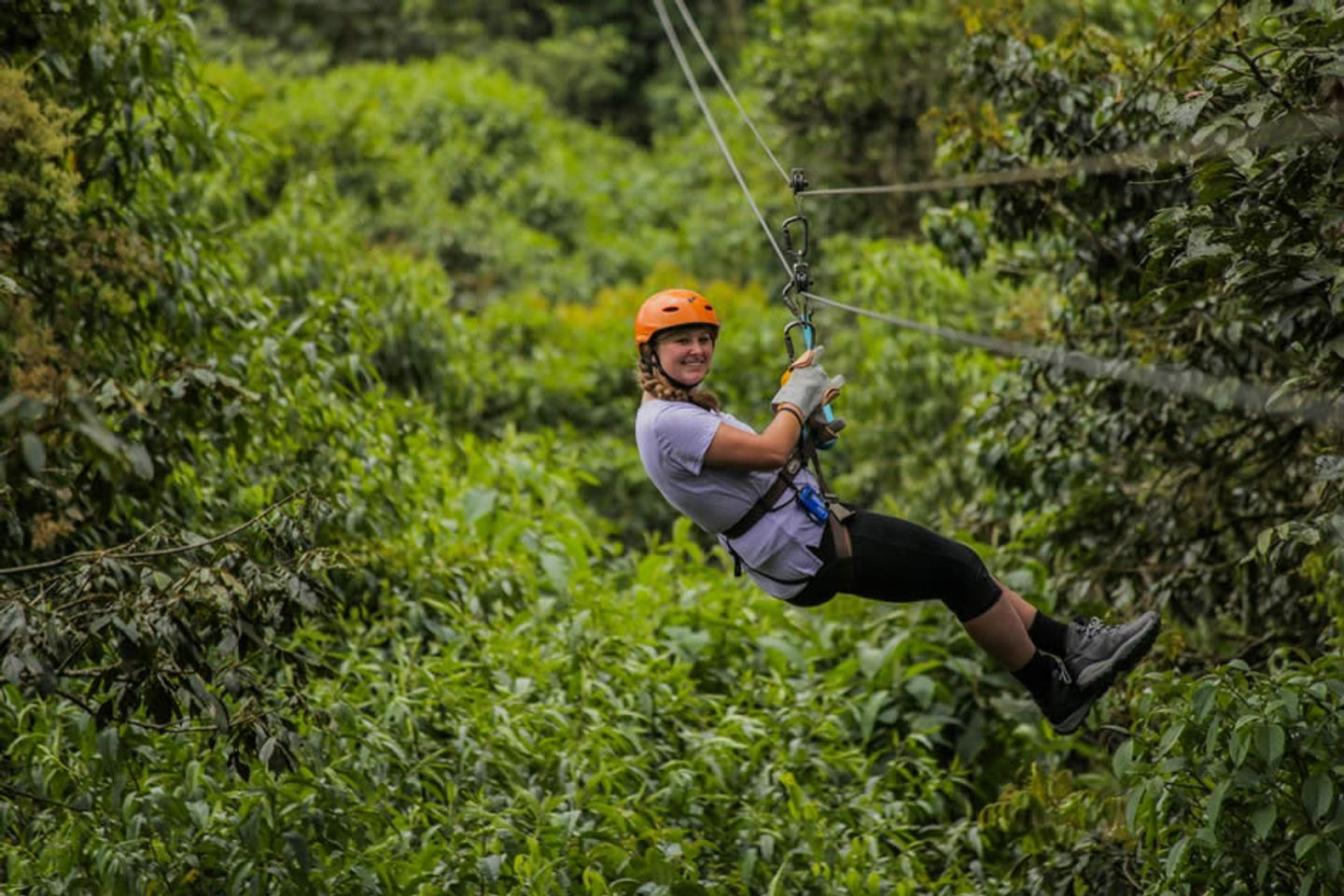 MINDO ADRENALINE AND ADVENTURE IN THE ANDEAN FOREST