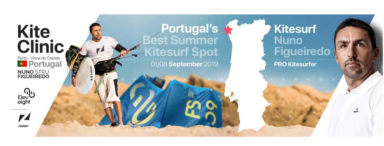 All inclusive Kite Camp in Portugal's  best summer spot!