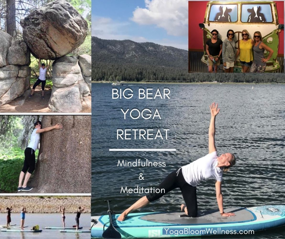 Healing Waters & Stand Up Yoga Retreat