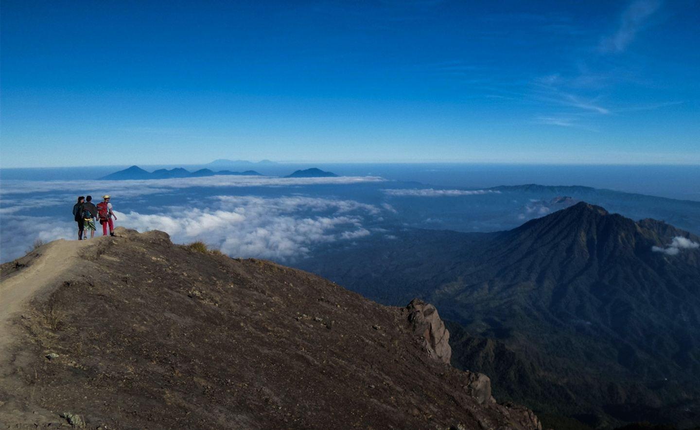 Amazing Mount Batur Sunrise Trekking