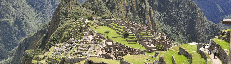 Amazing Walk to Machu Pichu
