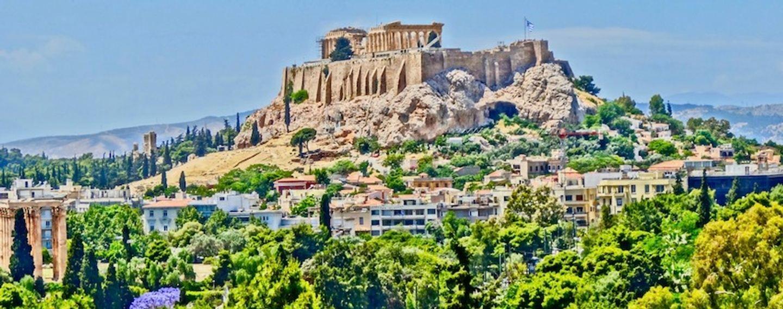 Grecian Odyssey