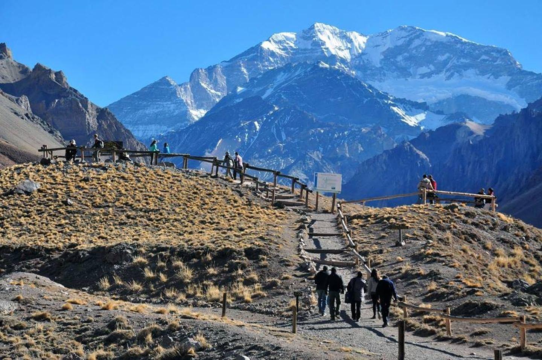 Aconcagua Day Trip Horcones Valley Trek (9 Pax)