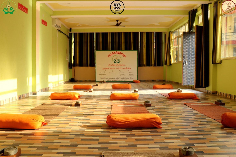 Yoga Teacher Training in Rishikesh | Yoga TTC in India | Yoganandham