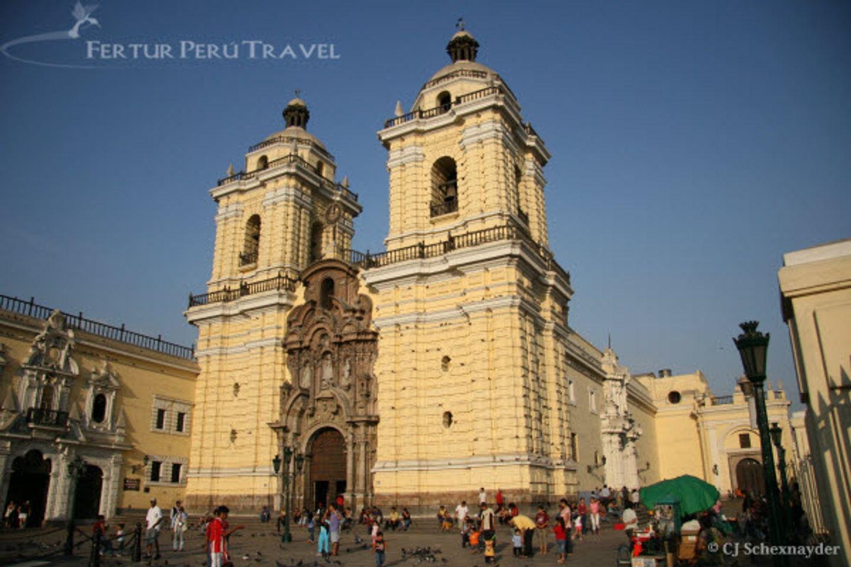 FERTUR PERÚ TRAVEL -JOHN GOLDSTONE X02(11545)- INCA INSPIRATION
