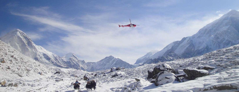 World Famous Trekking Trail Mount Everest