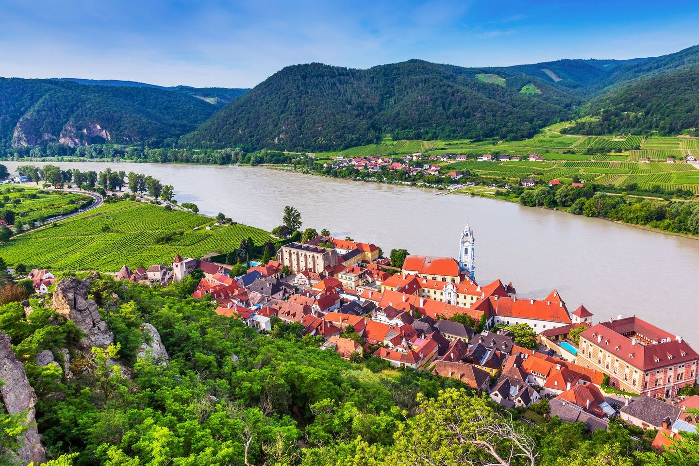 CME/CE Danube River Cruise: Medical/Dental Health & Well-Being Updates