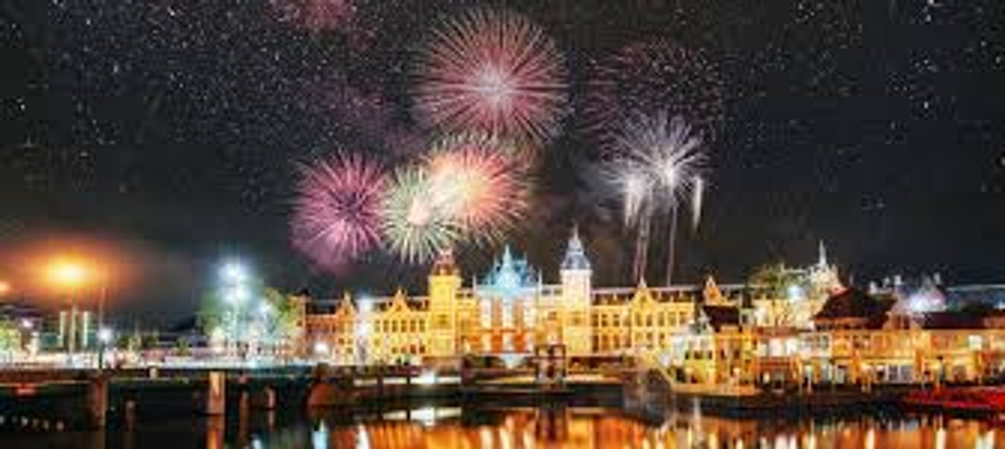 New Year's Eve Amsterdam 2019
