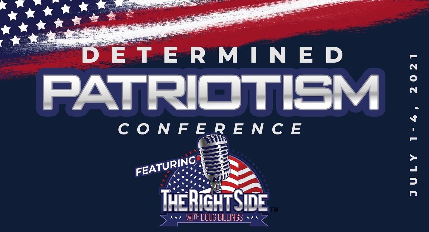 Determined Patriotism Conference