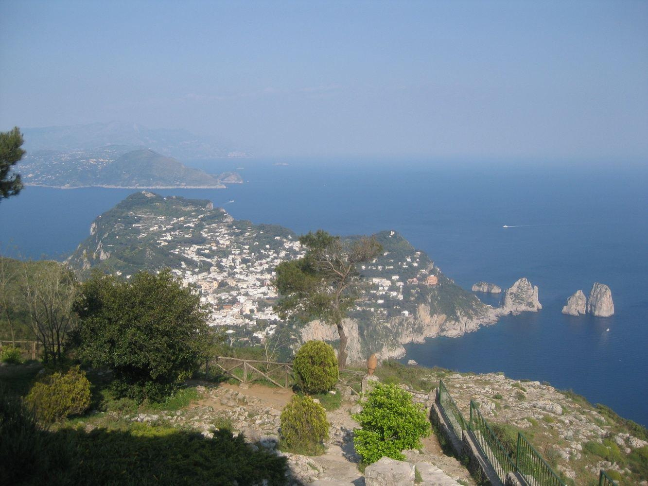 Rome, Florence and Amalfi Coast