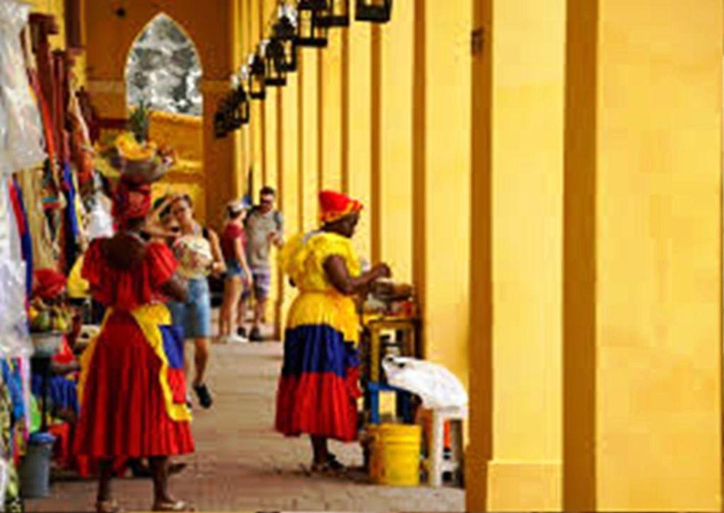 Bogota y Cartagena