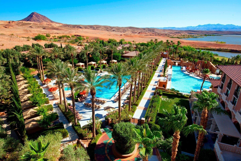 Lake Las Vegas Retreat