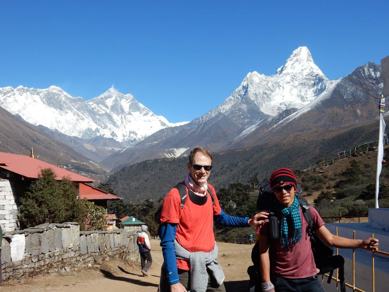 Everest Base Camp Trekking in Nepal