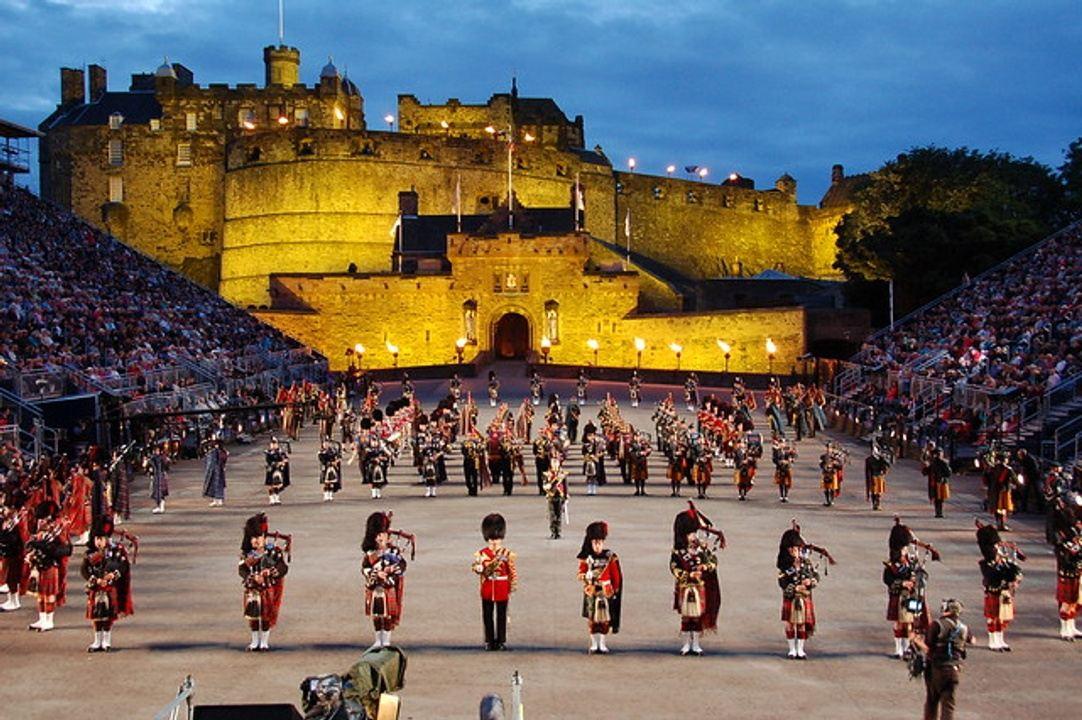 Scottish Dream 2021 in Edinburgh, Scotland, UK
