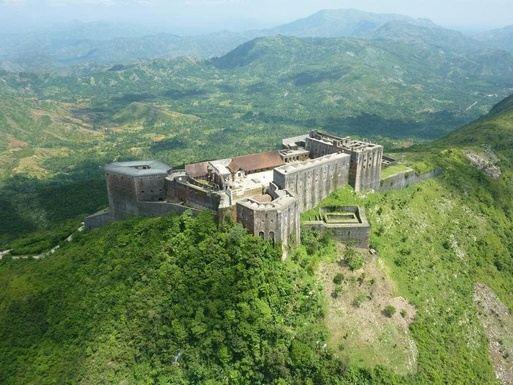 Haiti Cap Haitien 350th anniversary