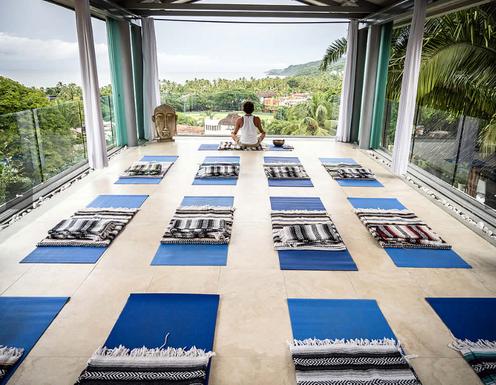 Mexico New Year's Luxury Yoga, Meditation & Wellness Retreat