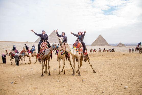 Haitian Nomad's EGYPT 2021