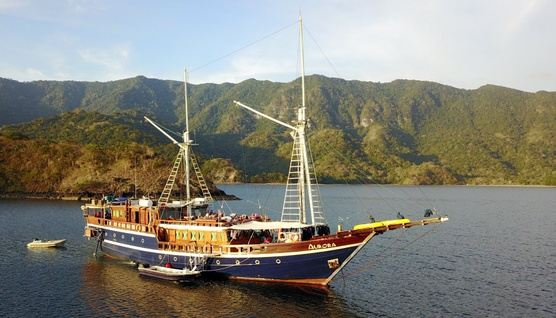 Explore Komodo from the All Star Aurora