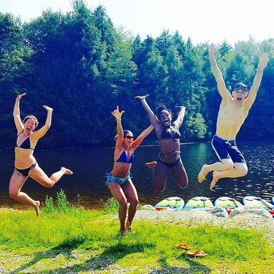 TRUE NORTH  -VT Summer Vibes Hot yoga, hiking & wellness retreat