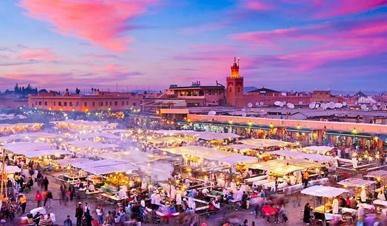 Experience Morocco- The Ohta's in Morocco - Sep/Oct 2018 - DH