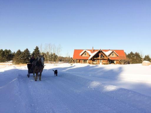 Wisconsin Winter Yoga Retreat