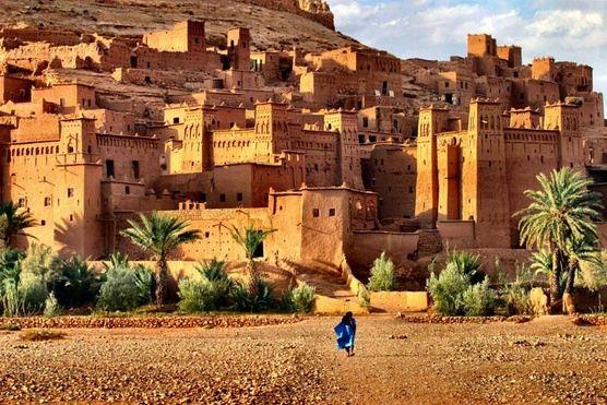 Jennifer M's Journey to Morocco! (HB)