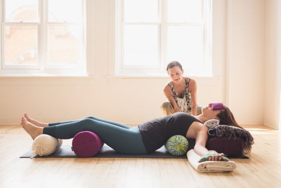 Bristol Restorative Yoga Teacher Training