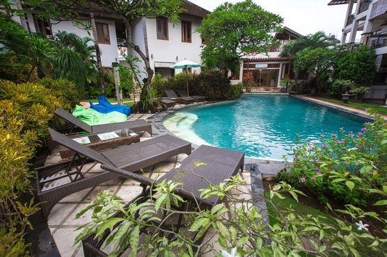 7 Days Yoga & Surf Retreat -  Luxury eco paradise in Bali