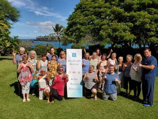 5 Day Blu Health Retreat