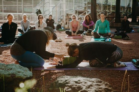 Deepening Your Practice - The Heart of Yoga