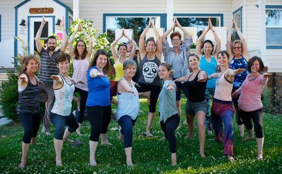 Sierra Hot Springs Autumn Yoga and Meditation Retreat