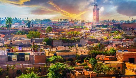 Gail & Alyssa - Morocco Trip - December 2019 - RT