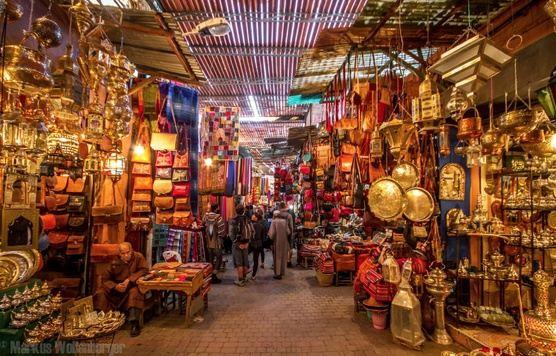 Sidney & Brittini - Morocco Trip -Jan 19- IK