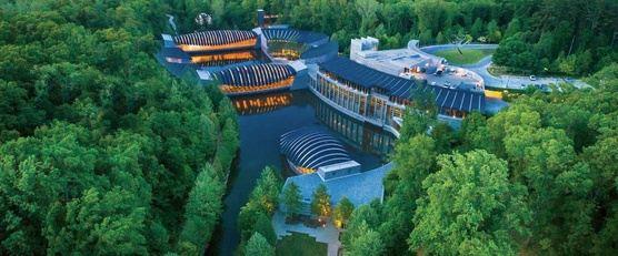 Arkansas Art, Architecture & Gardens