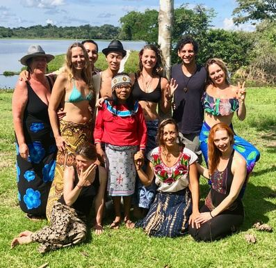 June 17th - 28th, 2019. Ayahuasca and Master Plant Dieta