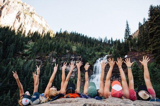 Ladies Petite Summer Yoga & Hiking Retreat