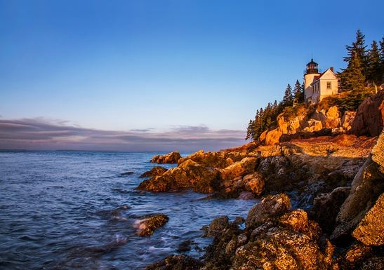 Mount Desert Island, Maine 4D/3N