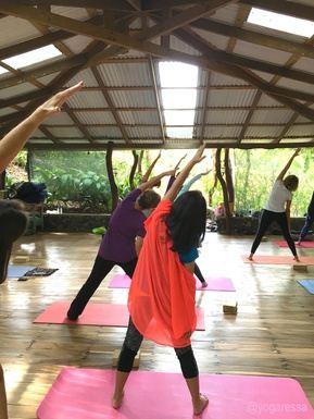 Costa Rican Yoga Adventure
