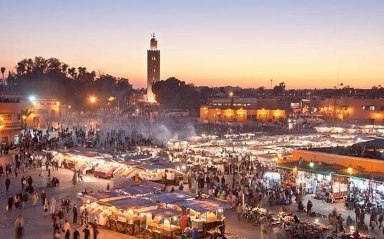 Experience Morocco- Jo Ann and party Discover Morocco- Mar/Ap2018 - DH