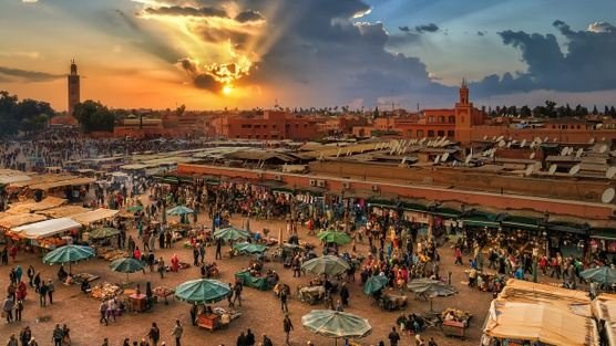 Experience Morocco- The Colcleugh's in Morocco - October 2018 - DH