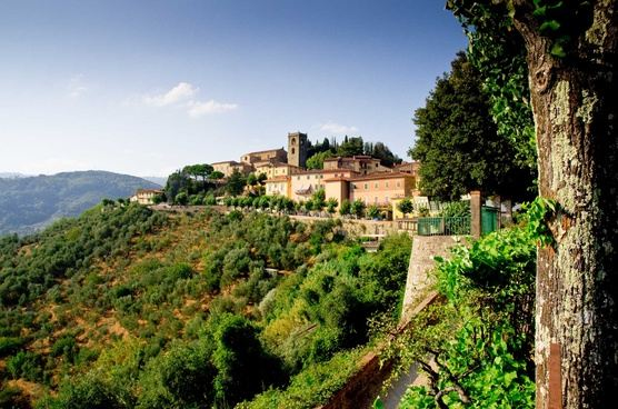 Tuscany: Off the Beaten Path with Larry Kanfer