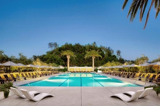 Thrive: April Yoga Day at Solage with Hillary Skibell & Nikki Estrada