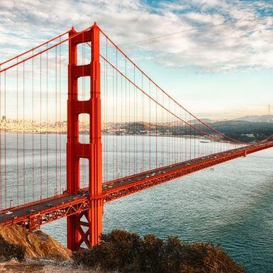 San Francisco, CA 4D/3N