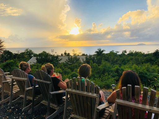 TRUE NORTH Tropical Luxury Yoga & Wellness Retreat, Rincon PR