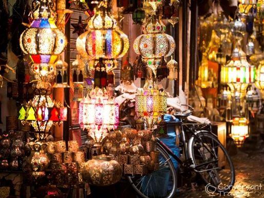 Mayerowitz & Goldstein - Morocco Trip - April 2019 - RT