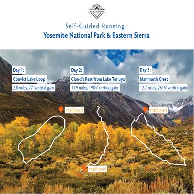 California Road Trip Runcation: Yosemite National Park + Mammoth Lakes
