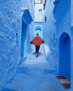 Vivien & Party Moroccan Journey - November 2018 - HN
