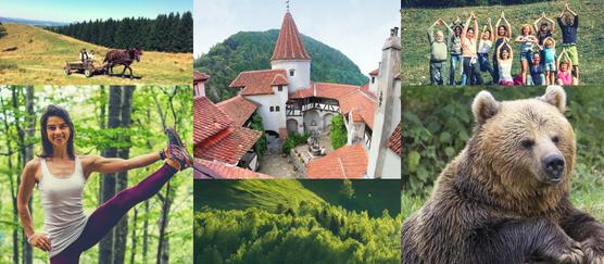 Transylvania Wild Side - Discovery, Hiking & Yoga trip