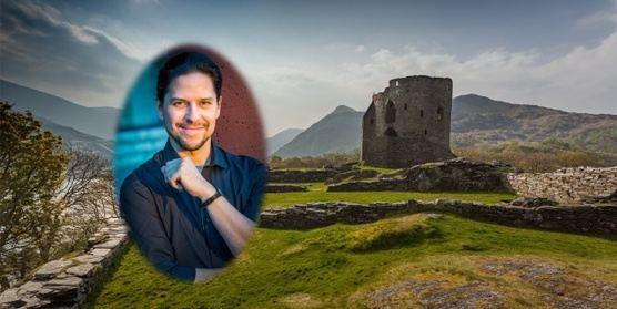 Brian J. Cano's Mystical Legends of Wales