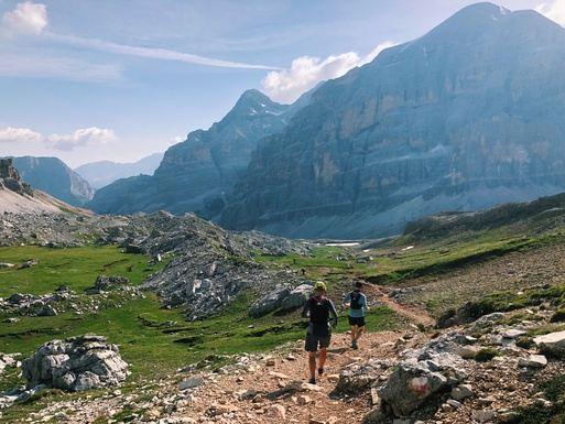 Self-Guided Dolomites Hut-to-Hut Trail Running Alta Via 1